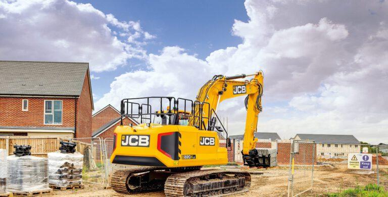 JCB 220X LC / 220X SLC